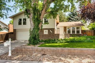 Centennial Single Family Home Active: 7450 South Lafayette Circle