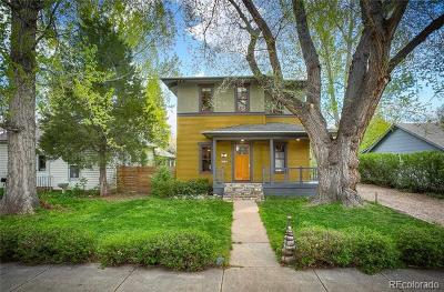 Fort Collins Single Family Home Active: 404 South Washington Avenue