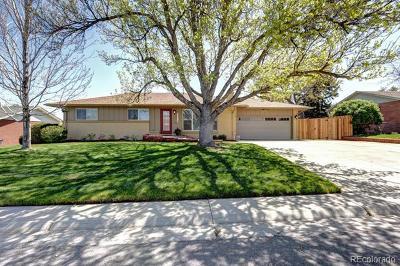Single Family Home Active: 3510 South Glencoe Street
