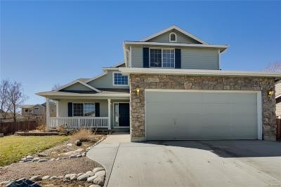 Longmont Single Family Home Under Contract: 1625 Cedarwood Drive