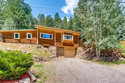 Evergreen Single Family Home Under Contract: 6847 South Brook Forest Road