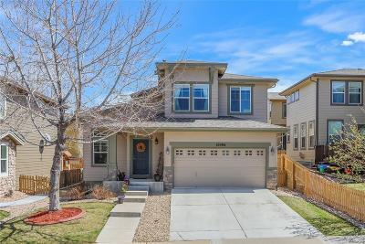 Highlands Ranch Single Family Home Under Contract: 10594 Jewelberry Trail