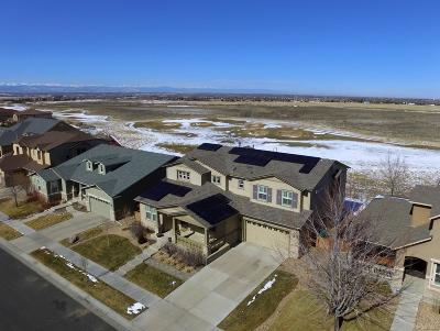 Commerce City Single Family Home Under Contract: 10681 Nucla Court