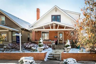 Denver Single Family Home Active: 3309 North Gaylord Street