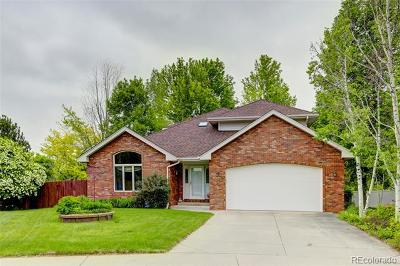 Greeley Single Family Home Active: 1558 41st Avenue Court