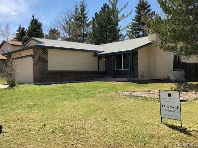 Aurora CO Single Family Home Active: $340,000