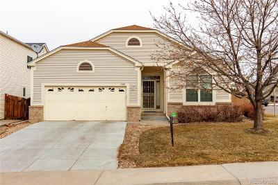 Aurora Single Family Home Active: 5692 South Sicily Circle