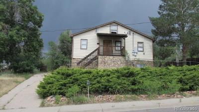 Denver CO Single Family Home Active: $255,000