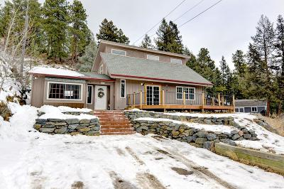 Evergreen Single Family Home Active: 27620 Fern Gulch Drive