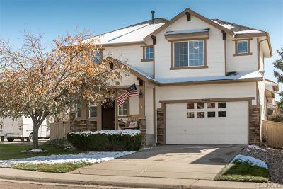 Highlands Ranch Single Family Home Active: 10616 Wildhurst Circle