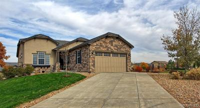 Broomfield Single Family Home Under Contract: 4803 Little Bear Place