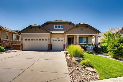 Highlands Ranch Single Family Home Active: 10577 Skyreach Road