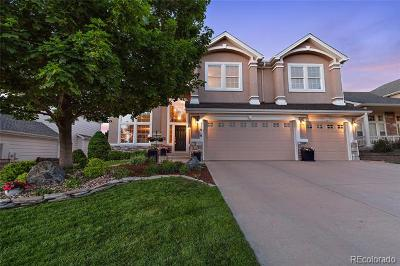 Parker Single Family Home Active: 11610 Coeur D Alene Drive