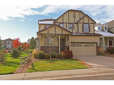 Castle Rock Single Family Home Active: 2826 Night Song Way