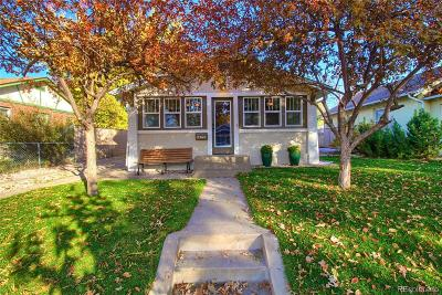 Single Family Home Under Contract: 2360 South Williams Street