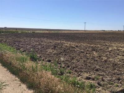 Arapahoe County Residential Lots & Land Active: South County Road 157