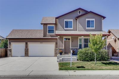 Strasburg Single Family Home Active: 2075 Basil Street