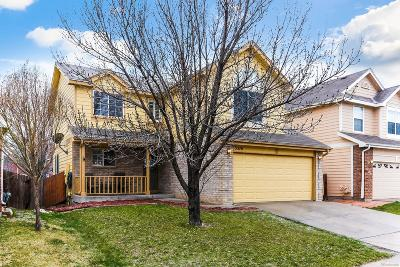 Northglenn Single Family Home Under Contract: 3376 East 105th Court