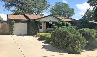Westminster Single Family Home Active: 7488 Canosa Court