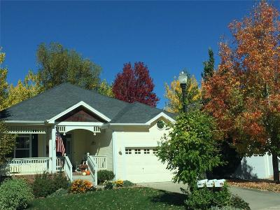Longmont Single Family Home Active: 2109 Springs Place