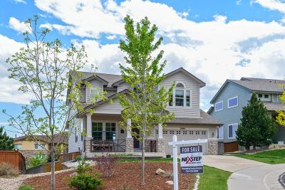 Littleton Single Family Home Under Contract: 9888 South Johnson Way