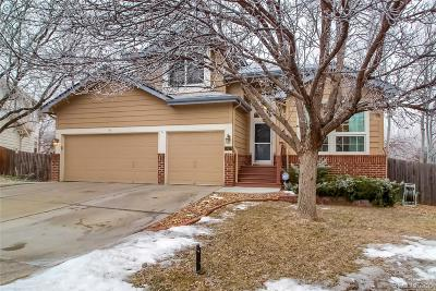 Thornton Single Family Home Under Contract: 13403 Lafayette Court