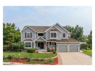 Littleton Single Family Home Under Contract: 5480 South Youngfield Court