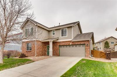 Commerce City Single Family Home Active: 11740 Fairplay Street