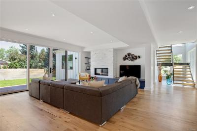 Boulder Single Family Home Under Contract: 1503 Cedar Avenue
