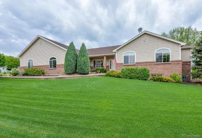 Milliken Single Family Home Under Contract: 2147 Country Club Parkway