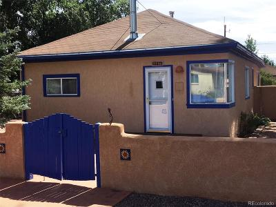 Salida Single Family Home Under Contract: 1447 I Street