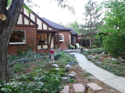 East Colfax, Montclair Single Family Home Active: 851 Niagara Street