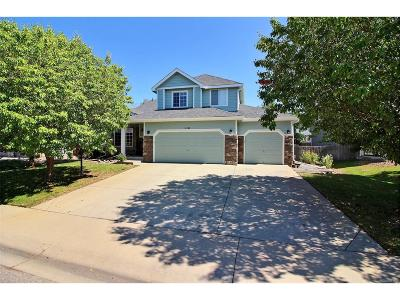 Firestone Single Family Home Under Contract: 11392 Daisy Court
