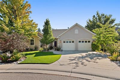 Castle Pines Single Family Home Under Contract: 425 Brendon Court