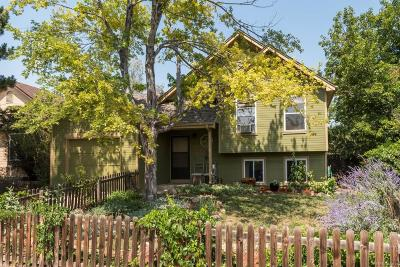 Aurora Single Family Home Under Contract: 4694 South Buckley Way