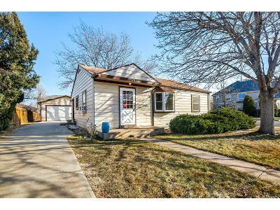 Denver Single Family Home Active: 1102 Roslyn Street
