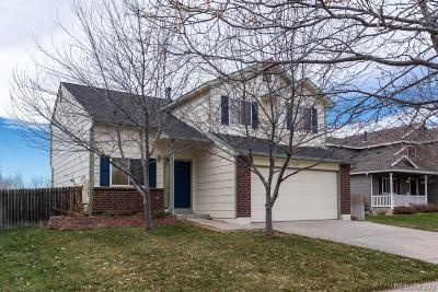 Longmont Single Family Home Active: 2339 Santa Fe Drive