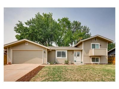 Broomfield Single Family Home Under Contract: 13064 King Circle
