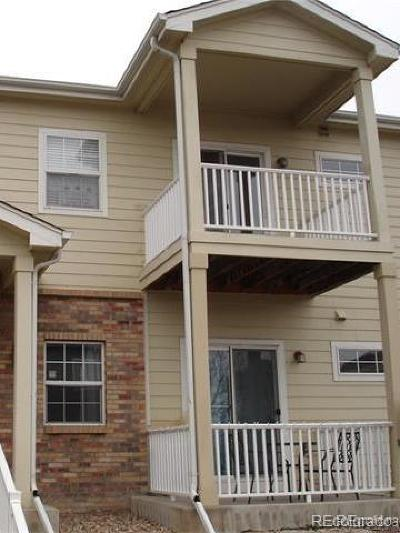 Broomfield Condo/Townhouse Under Contract: 1731 West 53rd Place #8