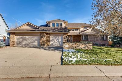 Lone Tree Single Family Home Active: 9424 Pinyon Trail