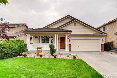 Commerce City Single Family Home Active: 10074 Hannibal Street