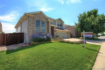 Parker Single Family Home Active: 10550 Stonewillow Drive
