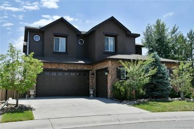 Highlands Ranch Single Family Home Active: 10760 Fairbairn Way