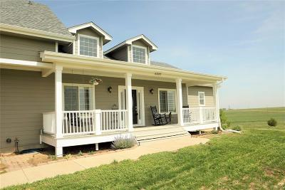 Roggen Single Family Home Under Contract: 6107 County Road 79