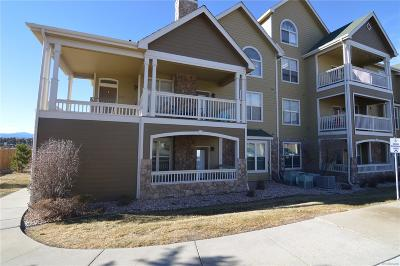 Castle Rock Condo/Townhouse Under Contract: 6009 Castlegate Drive #C15