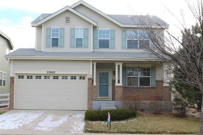 Arapahoe County Single Family Home Active: 23822 East Alabama Drive