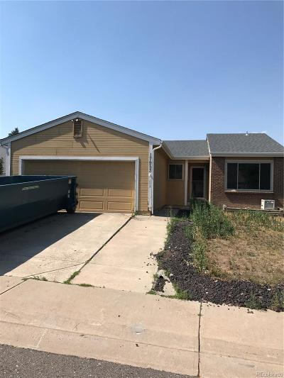Aurora Single Family Home Active: 17953 East Linvale Drive