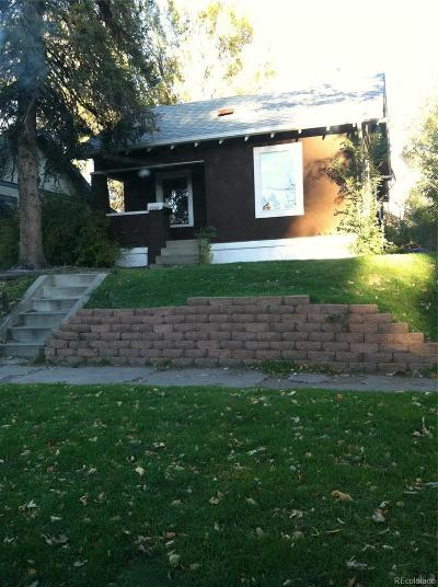 Single Family Home Under Contract: 2208 South Williams Street