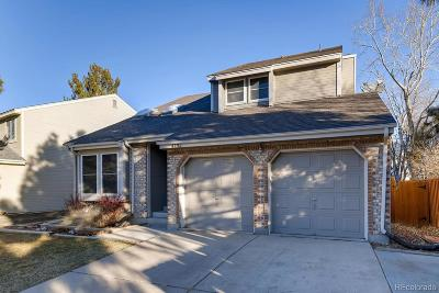 Aurora CO Single Family Home Active: $439,900