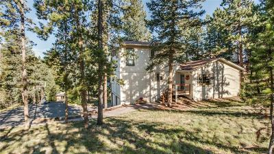 Evergreen Single Family Home Under Contract: 9209 William Cody Drive